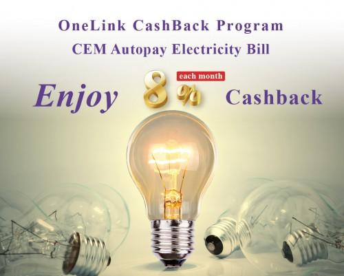 OneLink Cashback Program
