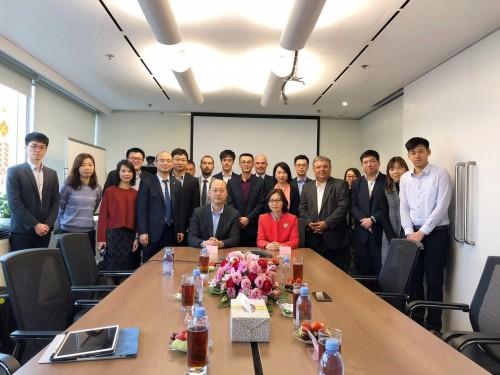 共築太平橋│立橋銀行與中國太平人壽保險簽署戰略合作協議